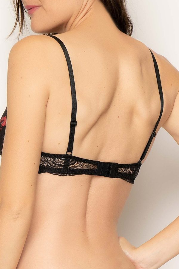 soutien gorge corbeille de dos