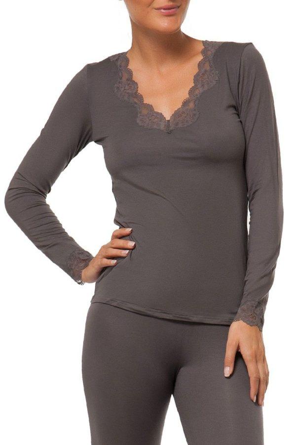 tee-shirt-manches-longues-col-v-antigel-de-lise-charmel-simply-perfect-poudre-santal-marron-ena2006-0